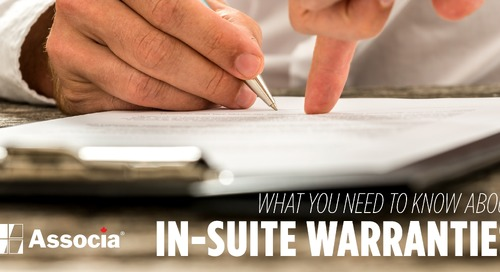 What You Need to Know about In-suite Warranties