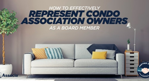 Partner Post: How to Effectively Represent Condo Association Owners as a Board Member