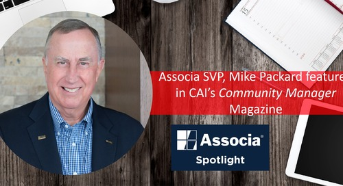 Leader Spotlight: After more than 40 years managing community associations, I finally moved into one.