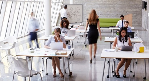 From Cubicles to Coworking Spaces: What's Your Company's Ideal Workspace? [Infographic]