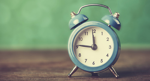 When Is the Best Time to Be Creative? [Infographic]