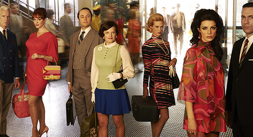 Why the Agency World Loved 'Mad Men'