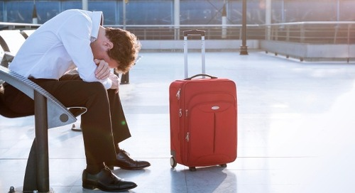 Why Business Travel Is Making You Sick (And What You Can Do About It)