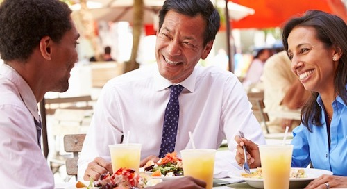 The Art of the Business Lunch: Etiquette Tips for Making a Good Impression [Video]