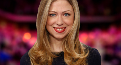 Chelsea Clinton, Vice Chair of the Clinton Foundation: #INBOUND15 Featured Speaker