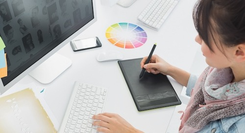 The Non-Designer's Guide to Creating Better Blog Graphics [Infographic]