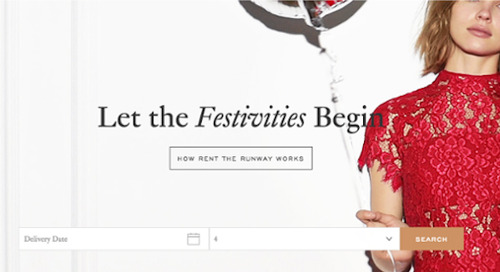 Holiday Homepage Designs: 12 Cheerful Examples From Real Businesses