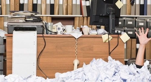 Do You Have a Clutter Problem? [Flowchart]