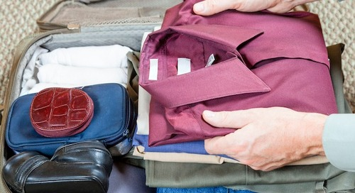 The Essential Packing Checklist: Hacks & Tips for Business Travelers [Infographic]