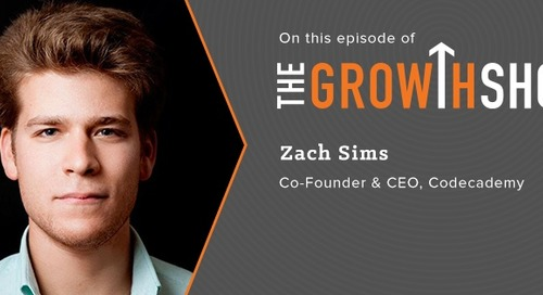 How Did Codecademy Get 25 Million People Coding? Inside the Growth of a Movement [Podcast]