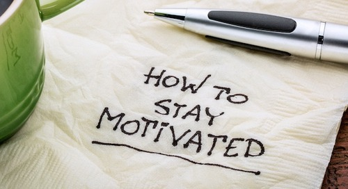 Feeling Unmotivated at Work? 7 Ways to Get Back in the Groove [Infographic]