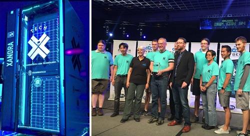 GrammaTech's Team TECHx Places Second in DARPA's Cyber Grand Challenge