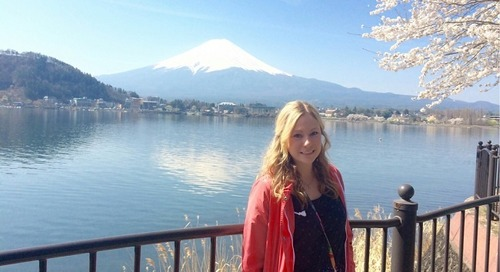 Osaka, Japan English Teaching Q and A with Michelle Goble