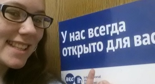 Zelenograd, Russia English Teaching Q and A with Rebecca Lostetter