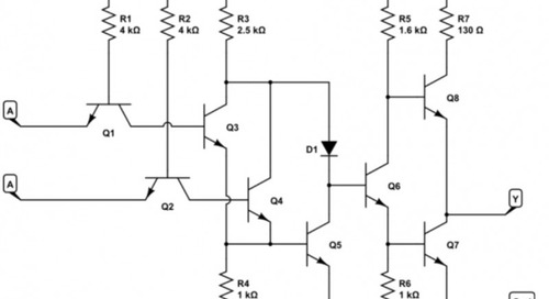 September Schematic Challenge (Sponsor: Technologic Sysetms)