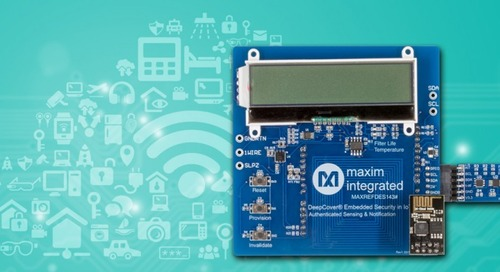 Industrial IoT Reference Design for Fast Development