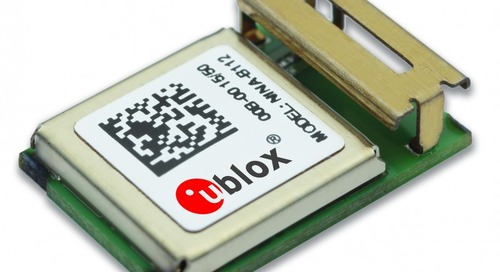 u-blox and Wirepas Partnership Focused on Scalable IoT Solutions