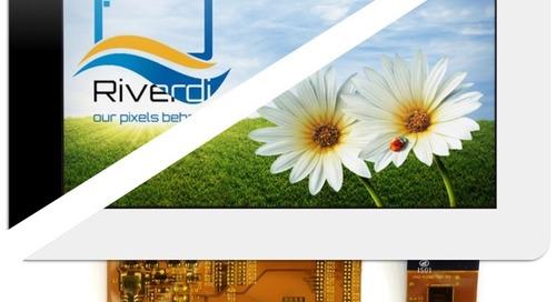 Intelligent Displays from Riverdi and FTDI (Sponsored)