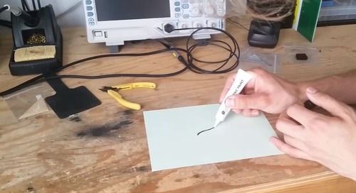 Conductive Paint: An Interview with Bare Conductive