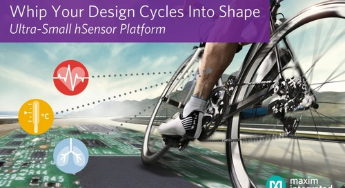 Ultra-Small hSensor Platform for Wearable Apps
