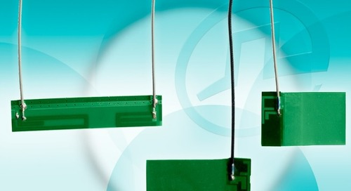 New Ready-to-Use Wireless PCB Antennas