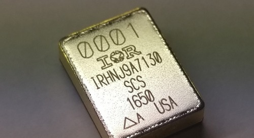 New Radiation-Hardened MOSFETs for Space Applications