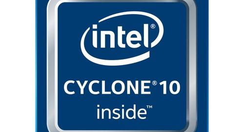 New Cyclone 10 FPGA Family