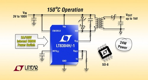 100-V No-Opto Flyback Regulator