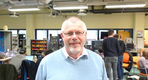 Adaptive Robotics: An Interview with Henk Kiela