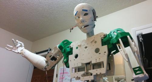 3-D Object Segmentation for Robot Handling
