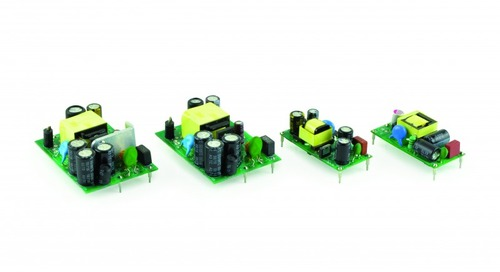 Expanded Low-Power, Open-Frame AC-DC Power Supply Series