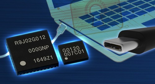 Renesas New R9J02G012 Controller Enables Device-to-Device Authentication in Support of Safer USB Power Delivery Ecosystem