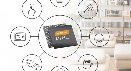 MediaTek Launches 4×4 802.11n/Bluetooth 5.0 System-on-Chip with Dedicated Wi-Fi Accelerator