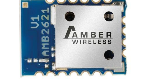 FCC-Certified AMB2621 Bluetooth Smart Module