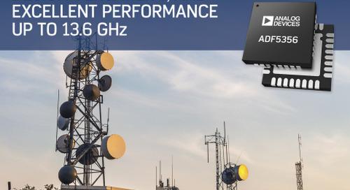 13.6 GHz, Next-Generation Wideband Synthesizer