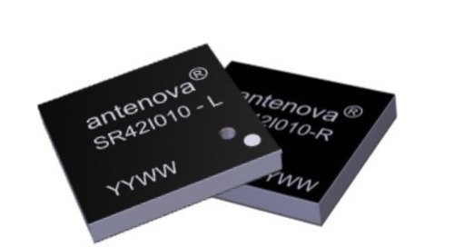Small Antenna Covers Bands for LPWAN, IoT and Smart Cities