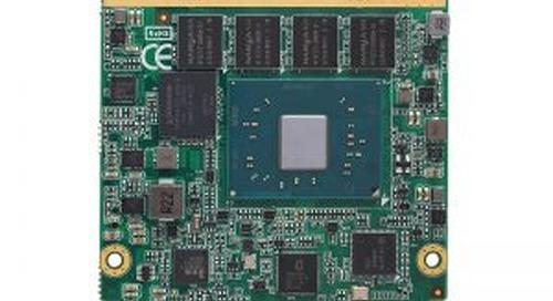 Qseven Module Sports Apollo Lake Processor