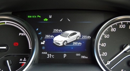 Cypress MCUs Selected for Toyota Camry Instrument Cluster