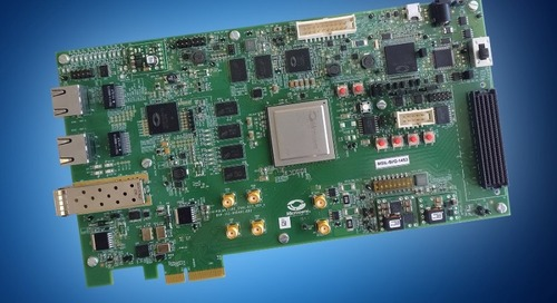 Mouser Provides Microsemi PolarFire FPGA Evaluation Kit
