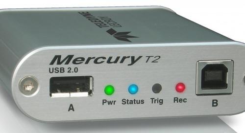 USB Protocol Analyzer Sports Type-C Connection