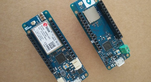 Arduino Board Pair Boasts LoRa and GSM Capabilities
