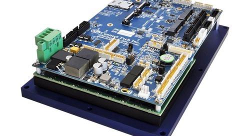 COM Express Solution Serves up NVIDIA GPUs