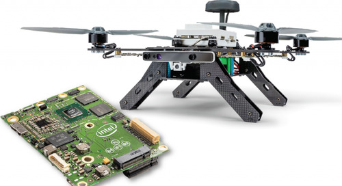 Commercial Drone Design Solutions Take Flight