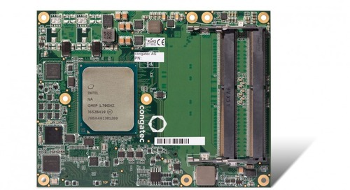COM Express Type 7 Card Sports Atom C3000