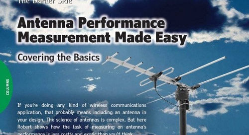 Antenna Measurement Made Easy