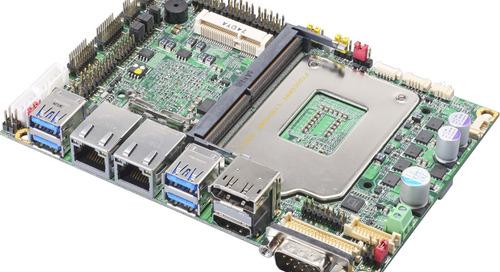 3.5″ SBC Serves up Skylake Processors