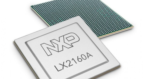 ARM-based SoC Targets Net Acceleration