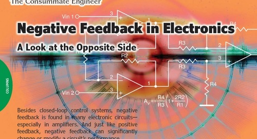 Negative Feedback in Electronics
