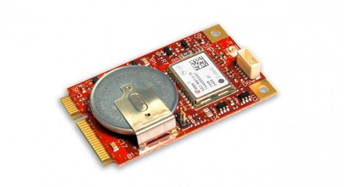 Mini PCIe Card Serves Up Precision GPS