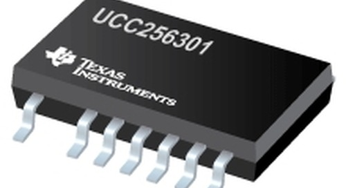LLC Controller With < 40mW Standby Power